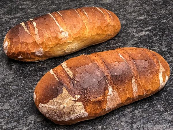 Weißes Brot