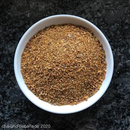 Röstkartoffelpulver