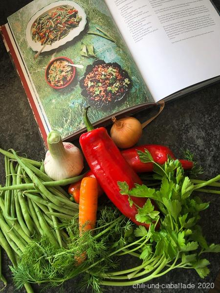 Zutaten Salat