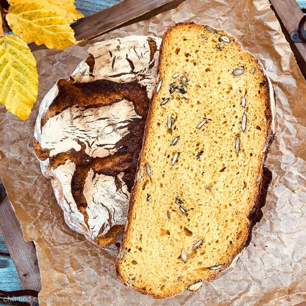 Brot Anschnitt