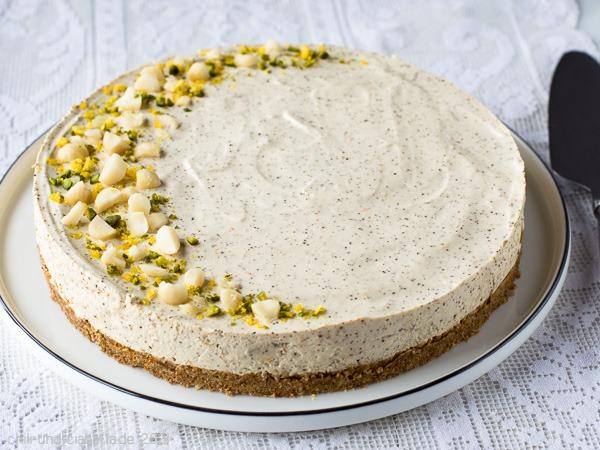 Wattleseed Cheesecake