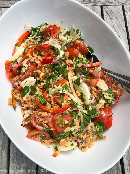 vietnamesischer Tomatensalat