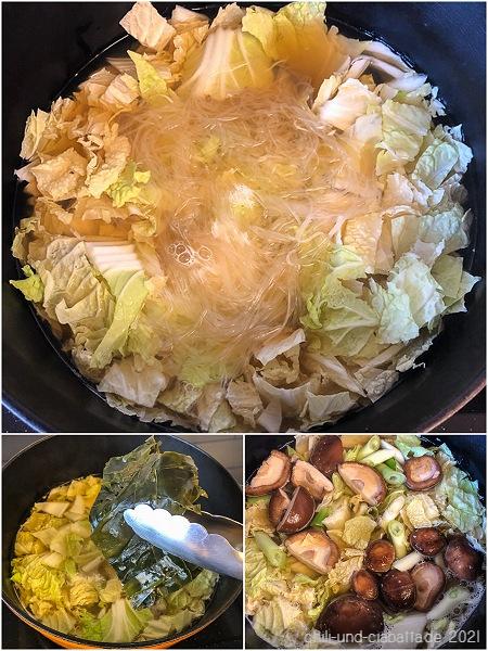 Making of Hot Pot